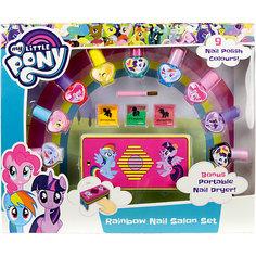 My Little Pony Игровой набор детской декоративной косметики для ногтей