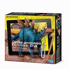 """Набор """"Оживи динозавра. ДНК Стегозавра"""" 4M"""