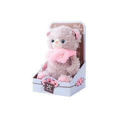 "Мягкая игрушка Angel Collection Киска Cat story ""Пушистик"", 23 см"