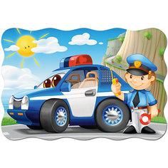 Пазл Полицейский патруль, 20 деталей MAXI Castorland