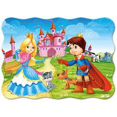 Пазл Принц и принцесса, 30 деталей (MIDI)Castor land Castorland