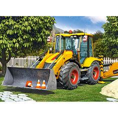 Пазл Трактор, 300 деталей, Castor Land Castorland