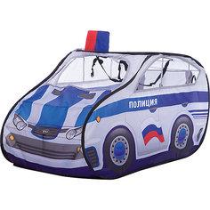 Игровая палатка Shantou Gepai Полицейская машина, в сумке