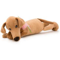 Мягкая игрушка Orange Собака Мия, 35 см (лежачая)