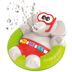 """Игрушка для ванны 1Toy """"Kidz Delight"""" Веселый слоненок"""