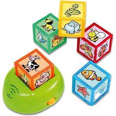 """Интерактивная игрушка 1Toy """"Kidz Delight"""" Кубики с животными"""