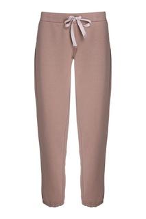 Бежевые спортивные брюки Manouk