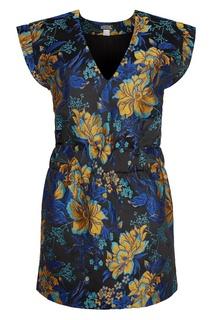 Жаккардовое платье с цветами Artem Krivda
