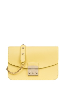 Желтая сумка Metropolis Furla