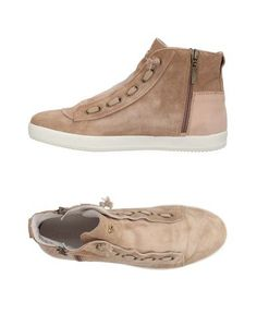Высокие кеды и кроссовки Cesare P.