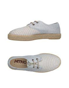 Низкие кеды и кроссовки Mtng