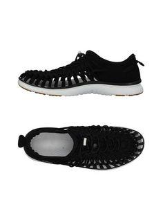 Низкие кеды и кроссовки Keen