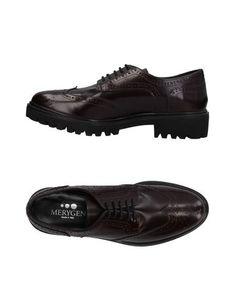 Обувь на шнурках Merygen