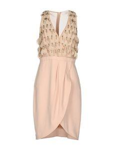 Платье до колена Elisabetta Franchi Gold