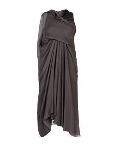 Платье длиной 3/4 Rick Owens
