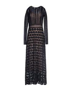 Длинное платье Theory