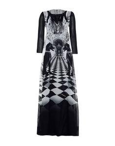 Длинное платье Anna Rachele Black Label