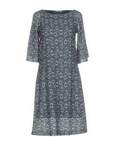 Короткое платье Wood
