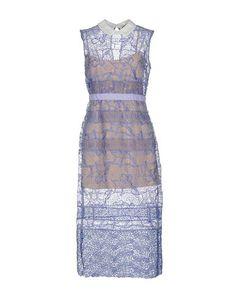 Платье длиной 3/4 Space Style Concept