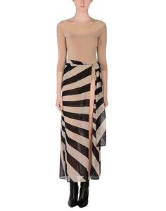 Длинная юбка Gareth Pugh