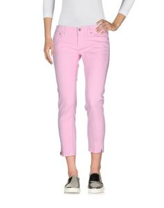 Джинсовые брюки-капри Dondup