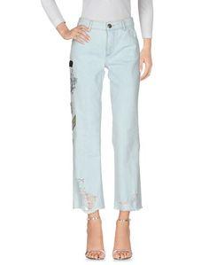 Джинсовые брюки MR & MRS Italy