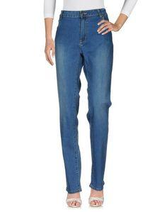 Джинсовые брюки Lizalu