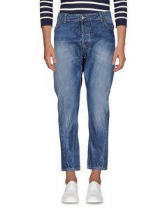Джинсовые брюки Exibit