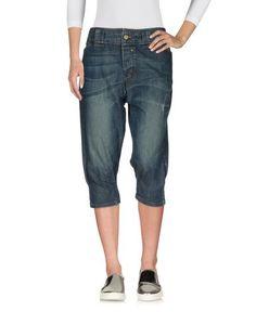 Джинсовые брюки-капри Lee