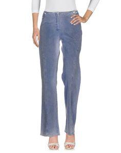 Джинсовые брюки Roberta Scarpa
