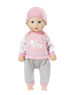 Кукла Zapf Creation Baby Annabell «Учимся ходить» 43 см