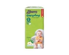 Подгузники Libero Everyday 5 (11-25 кг) 56 шт.