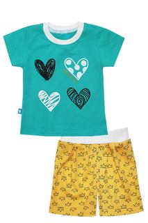 Пижама: футболка, шорты КОТМАРКОТ