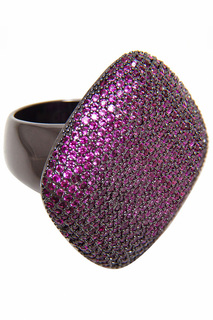 Кольцо Цирконы - ZrO2 jewells