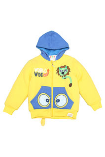 Трикотажная куртка с капюшоном Kidly