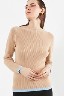 Классический свитер из хлопка MIRSTORES