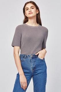 Повседневная блуза с коротким рукавом MIRSTORES