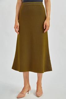 Классическая юбка с поясом MIRSTORES