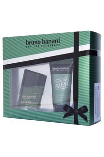 Набор: туалетная вода, гель Bruno Banani