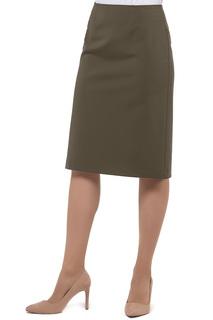 Прямая юбка с разрезом Helmidge