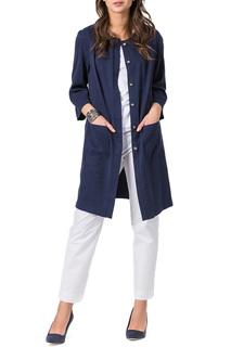 Свободное пальто с застежкой на пуговицы Helmidge