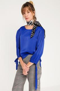 Свободная блуза с округлой горловиной BGN