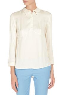 Свободная блуза с отложным воротником BGN