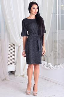Приталенное платье с рукавами 1/2 Laura Bettini