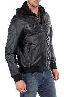 Кожаная куртка MIO CALVINO
