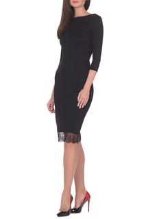 Приталенное платье с кружевом A.Karina