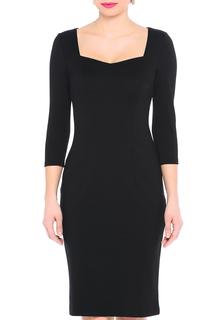 Приталенное платье с рукавами 3/4 A.Karina