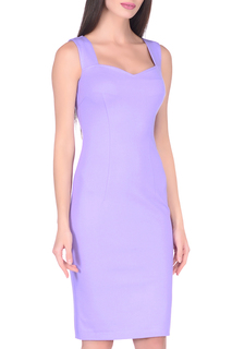 Приталенное платье без рукавов A.Karina