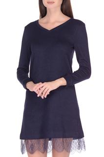 Полуприлегающее платье с кружевом A.Karina
