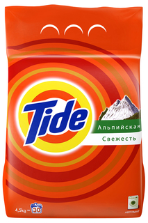 TIDE Автомат,4,5 кг TIDE
